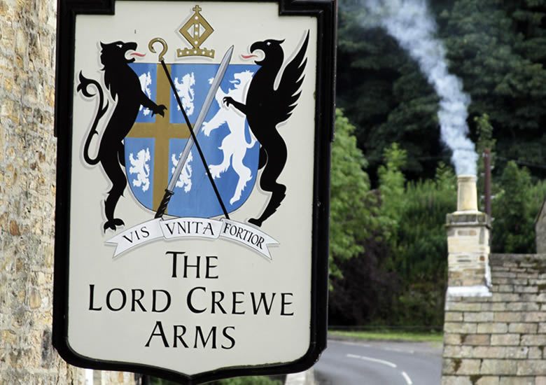 Blanchland - The Lord Crewe Arms