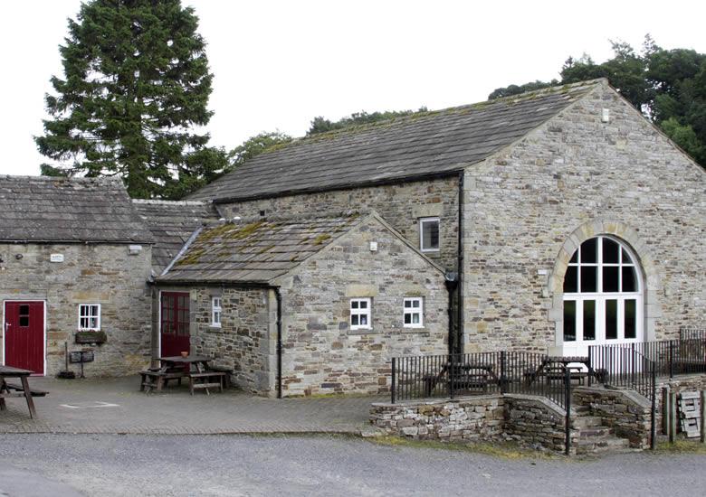 Blanchland - Village Hall